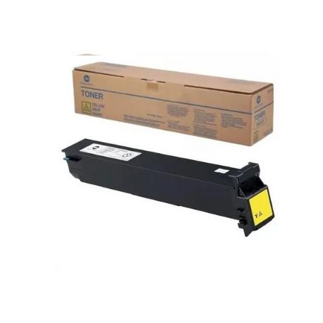 Toner Compatible Konica Minolta 220 280 Yellow